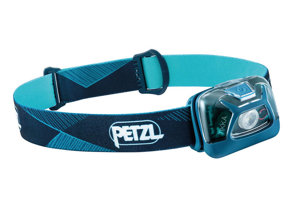 Petzl TIKKA blue