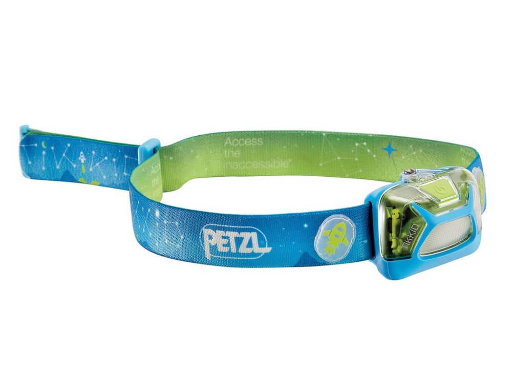 Petzl TIKKID green