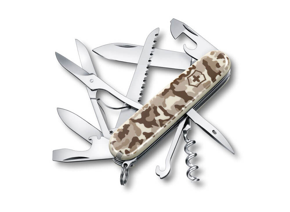 Victorinox pocket knife Huntsman