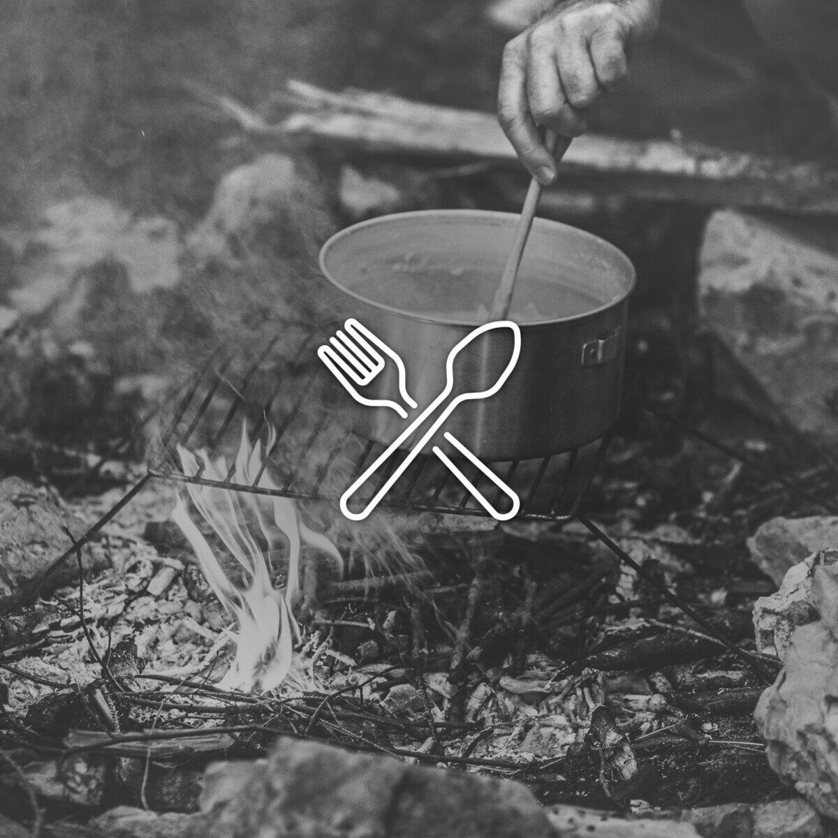 Camping Utensils, Cutlery, Flatware