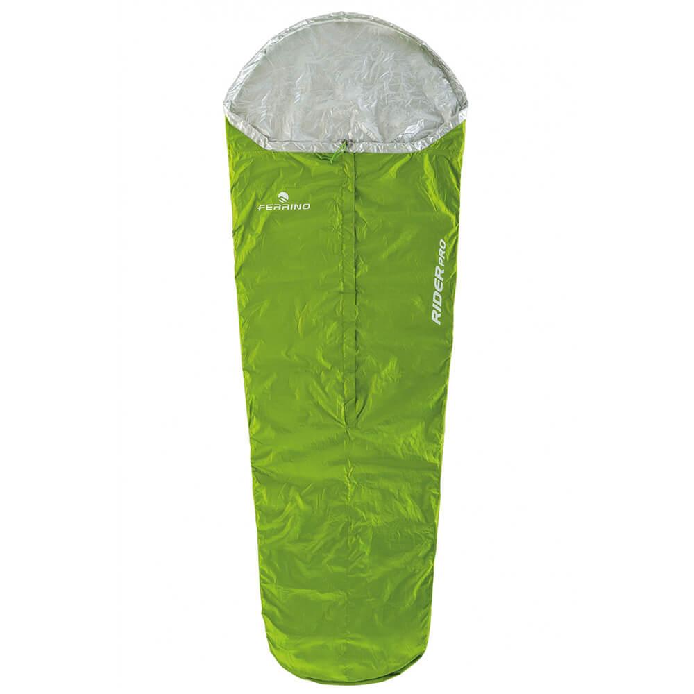Ferrino Sleeping Bag Cover Rider Pro-green