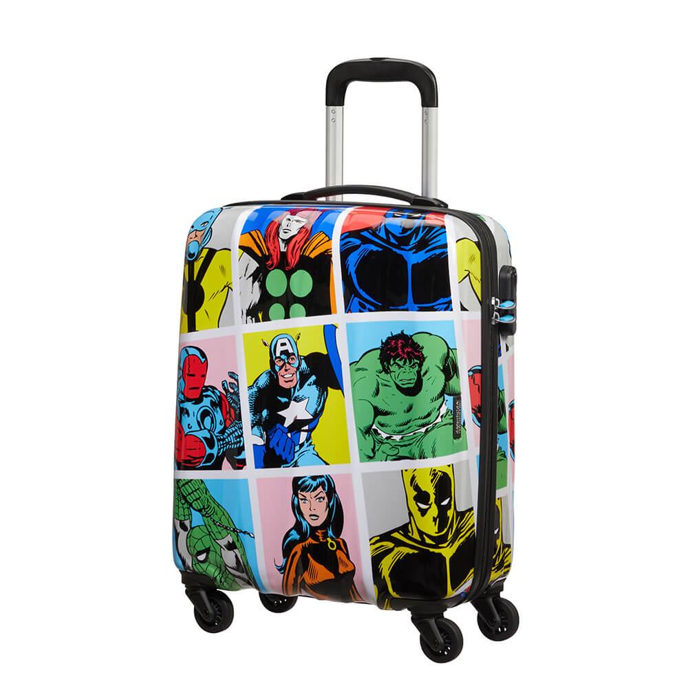 American Tourister Marvel Legends Spinner-55