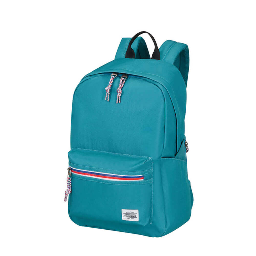 American Tourister Urban Backpack UpBeat Zip-teal