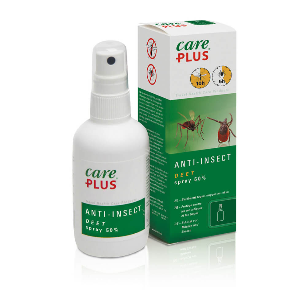 Care Plus Anti-Insect Deet-50-spray