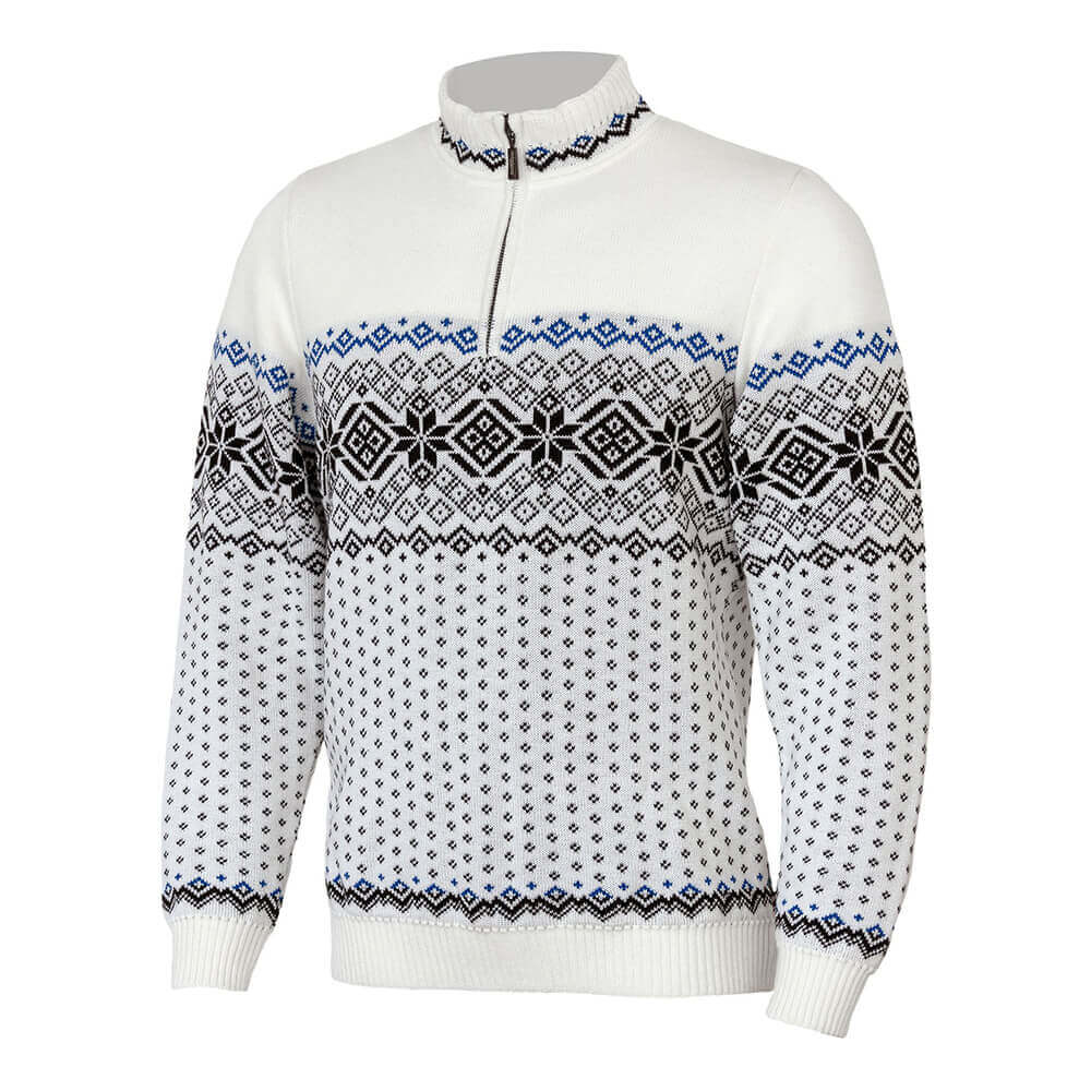 SportCool Delicate Norwegian Pattern-men-natural