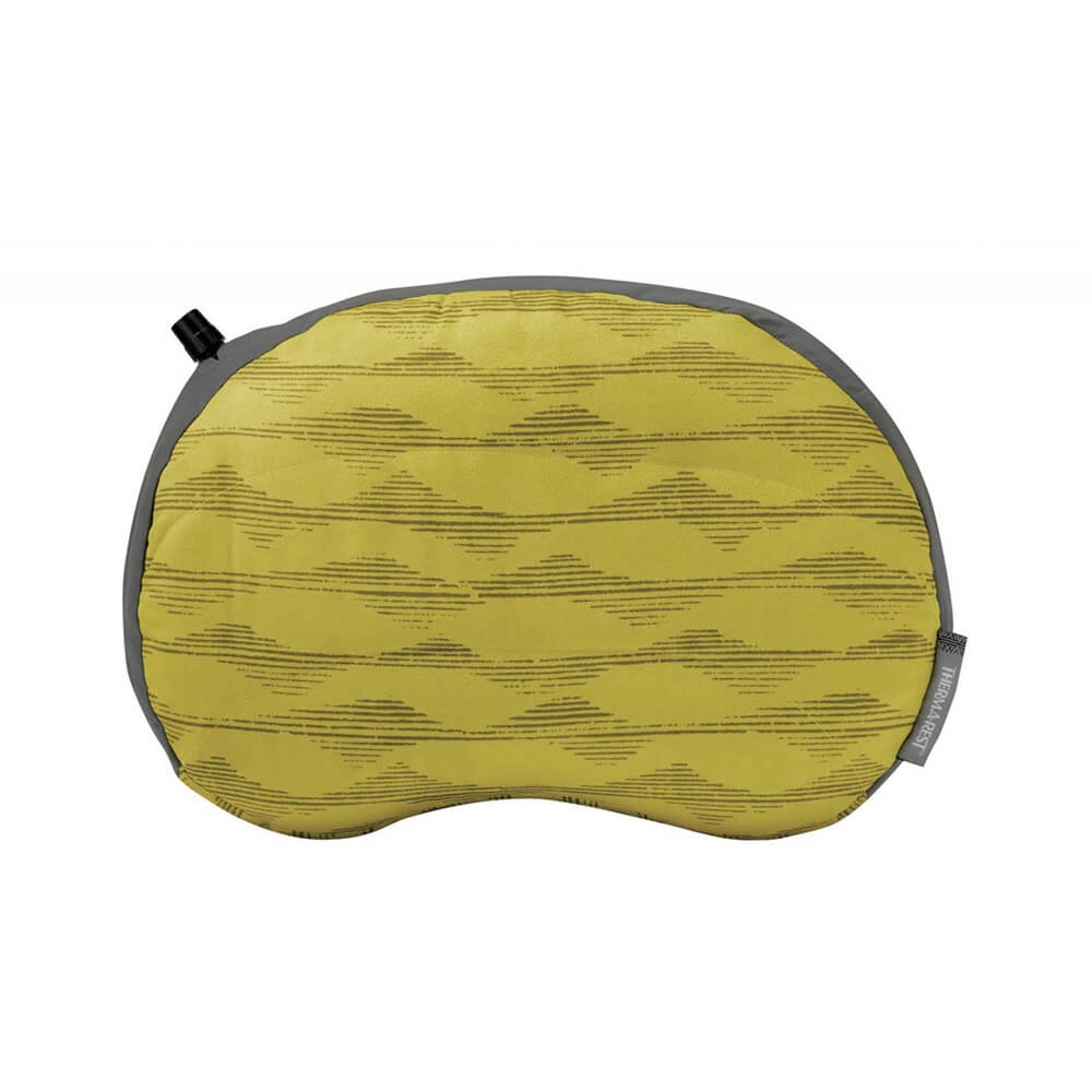 Therm A Rest Air Head Pillow-yellow-mountain